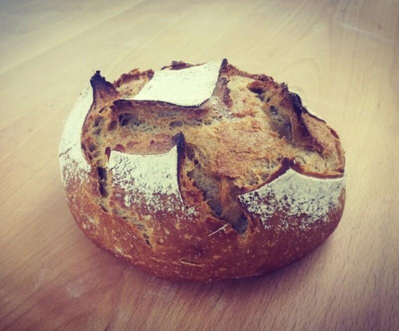 Atelier pain au levain naturel