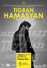 Tigran Hamasyan, piano jazz