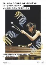 Affiche du 74e Concours de Genève